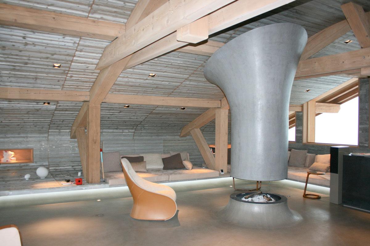 3dco b ton d coratif pour le chalet transhumance. Black Bedroom Furniture Sets. Home Design Ideas