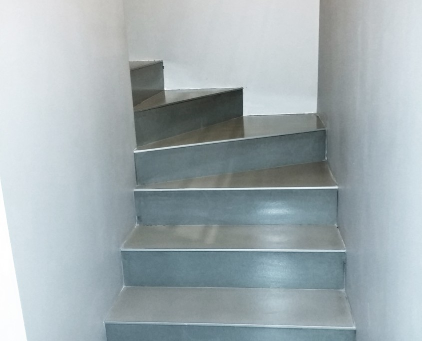 renovation escalier béton